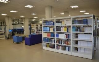 Biblioteca Setorial Monte Carmelo