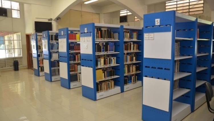 Biblioteca Setorial Educação Física