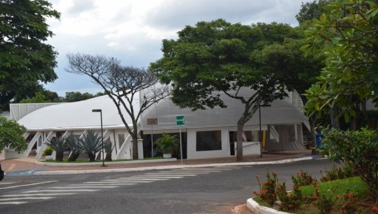 Centro de Convivência do Campus Santa Mônica