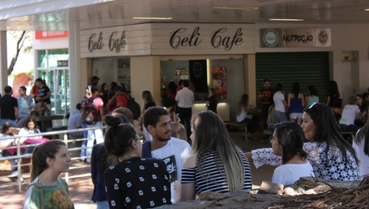Centro de Convivência do Campus Umuarama