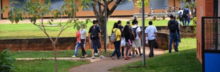 Graduação / Foto: Campus Santa Mônica