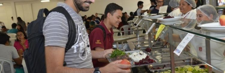 Restaurante Universitário do Campus Santa Mônica