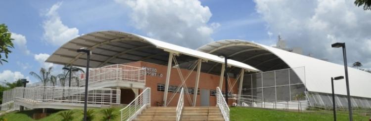Centro Esportivo do Campus Santa Mônica