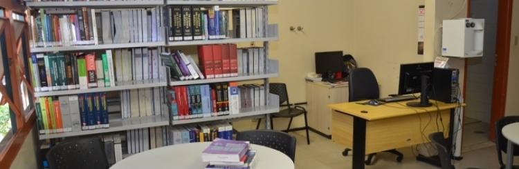 Biblioteca Setorial Hospital de Clínicas de Uberlândia