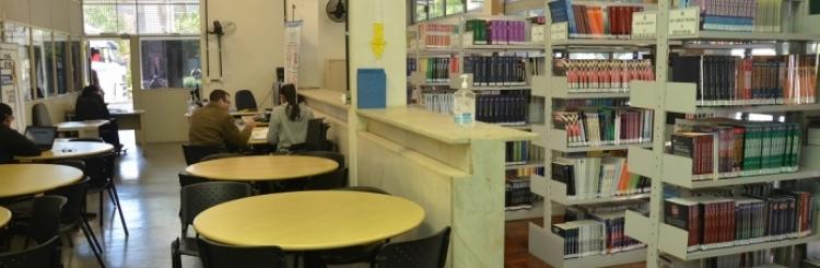 Biblioteca Setorial Patos de Minas